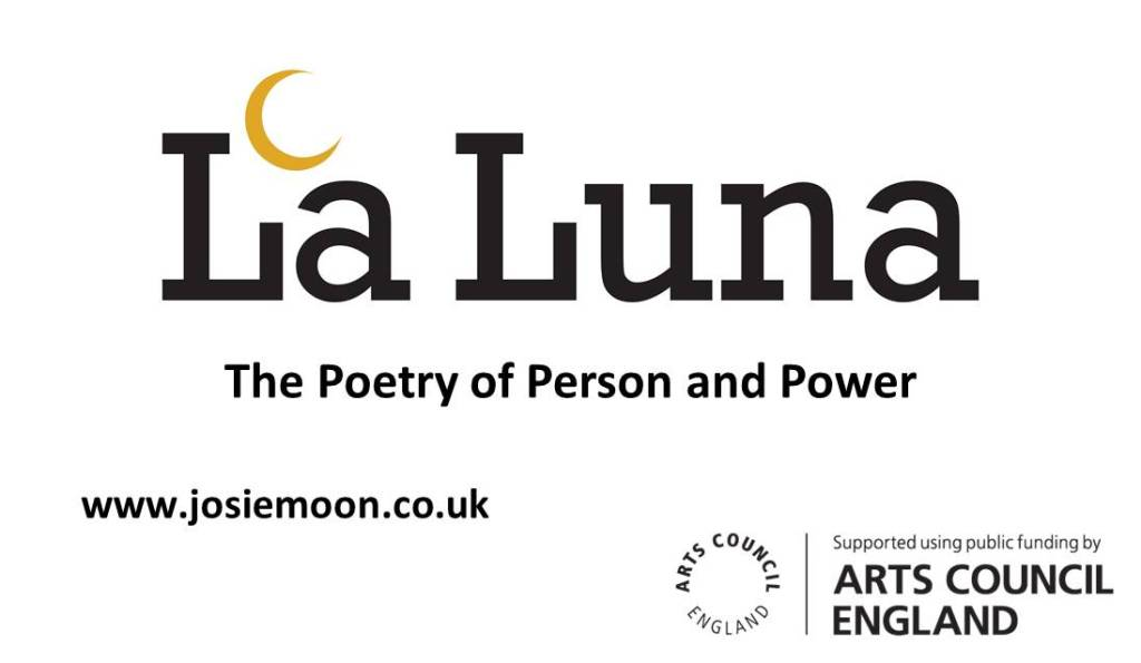 The Poetry of Person and Power - Logo