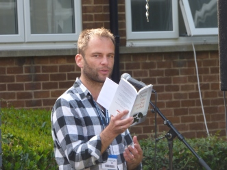 Antony Dunn Reading