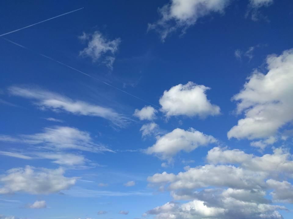 Welsh sky