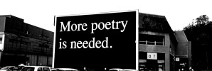 more poetry