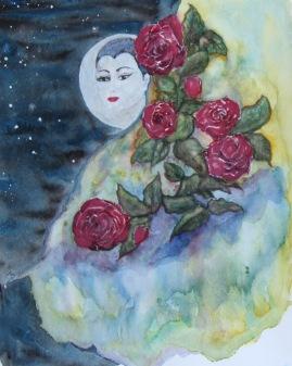 CP6 Rose Moon