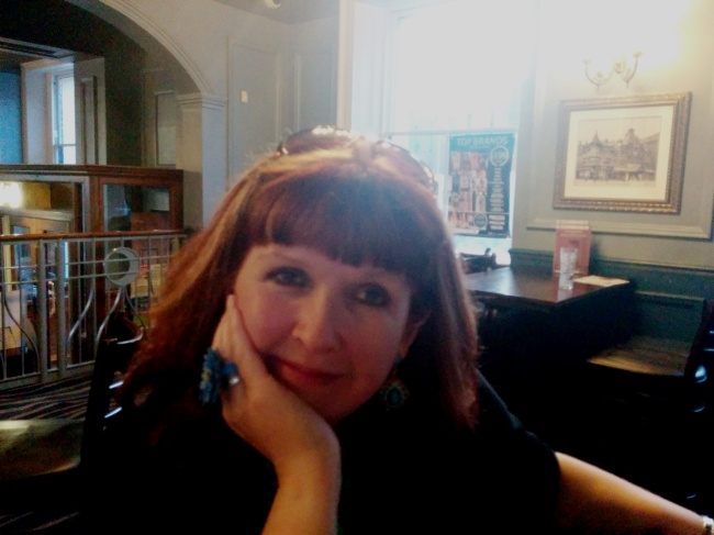 Ms Josie Moon May 2018