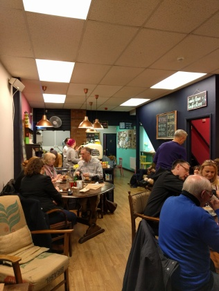 Poetry at Riverhead Coffee