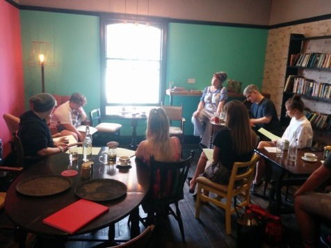 Emerging Voices at Riverhead Coffee